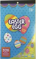 326 Spring Easter Eggsstickers Party Favors Teacher Supply Scrapbook