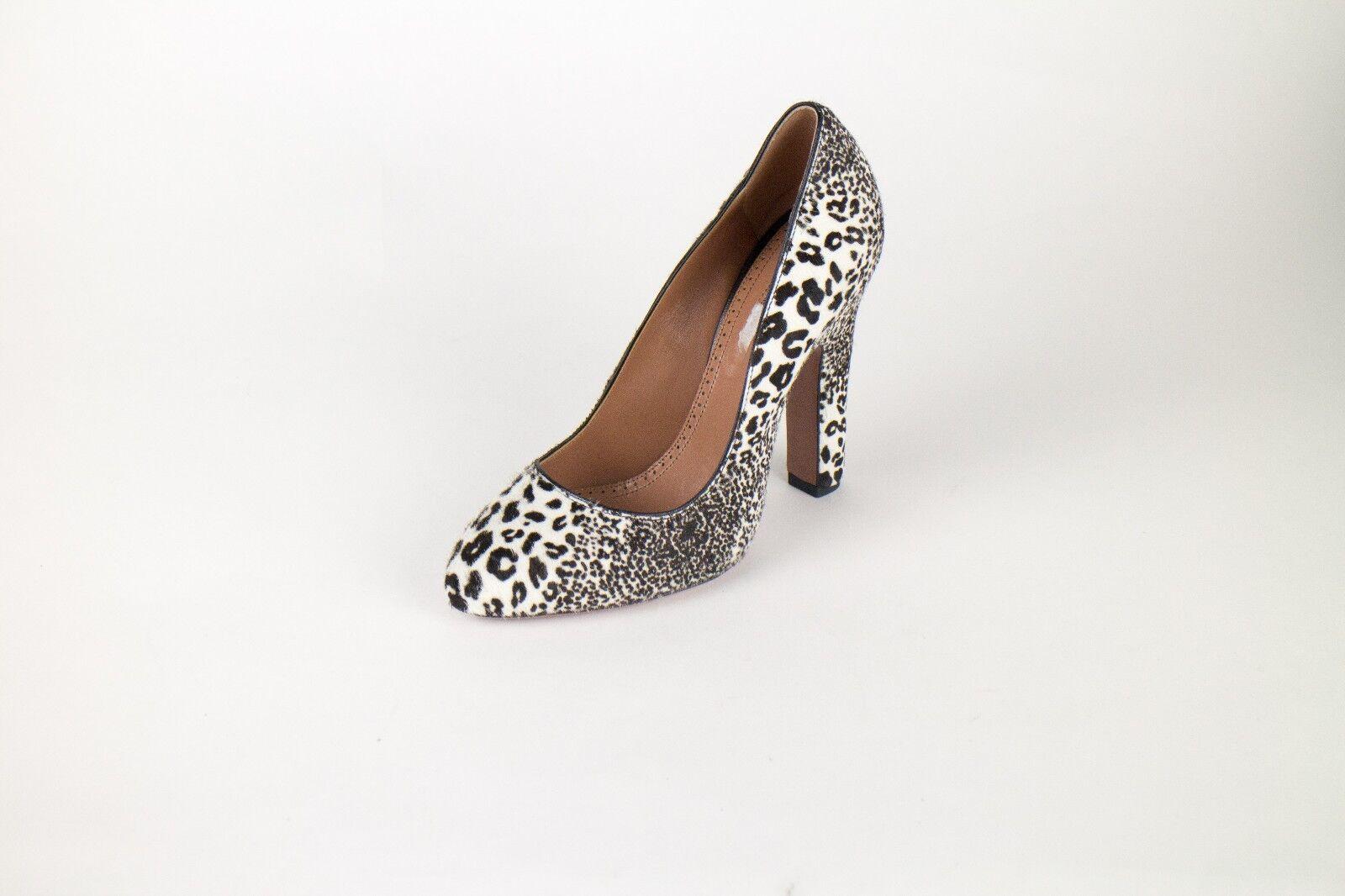 NIB Alaia Women's Ponyhair Leather Pumps 4.5    Heels shoes Size 6 36  1535 5a19ac