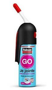 Mastic go je jointe transluc rubson joint salle de bains - Joint pret a poser salle de bain ...