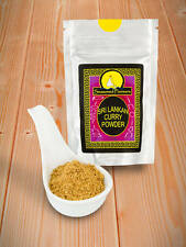 Seasoned Pioneers Sri Lankan Curry Powder Spice Blends 31g Resealable Packet