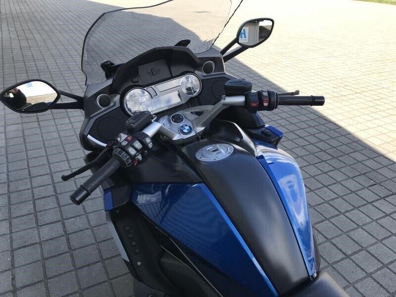 BMW, K 1600 GT, ccm 1649
