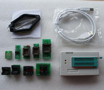 High speed USB Universal EEPROM SPI FlashProgrammer TL866CS include 9PCS adapter
