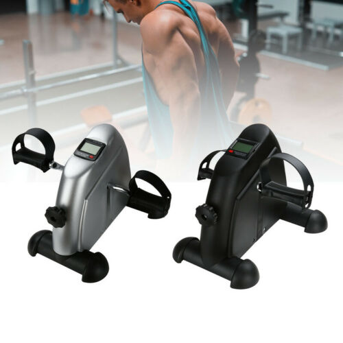 Heimtrainer Mini Bike Fitnessgerät LCD Fahrradtrainer Trainingscomputer