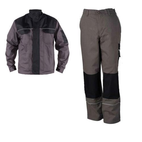 Artisans pantalon veste gris set Moleskine Bergschuhe bundjacke professionnelle habillement