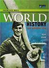 Prentice Hall World History Student Edition Modern 2007c by Prentice Hall (Hardback, 2007)