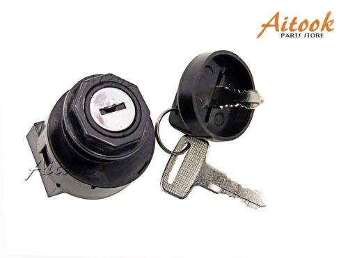 IGNITION KEY SWITCH FOR POLARIS ATV SPORTSMAN 500 RSE 2000 WITH KEY 4 PIN