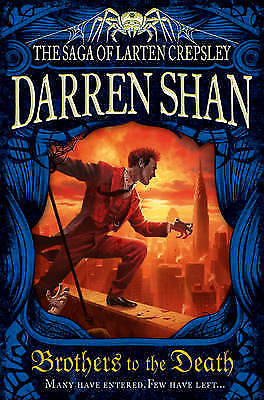 1 of 1 - Very Good, Brothers to the Death [Paperback] by Shan, Darren ( Author ), Shan, D