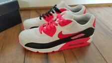 Nike ID Mens Size 13 Air Max Biege Infrared 653533 995 for