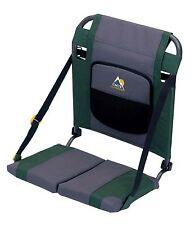 Canoe Kayak Boat 1 Seat Chair Bench Fold Cushion Pad Backrest SitBacker Portable
