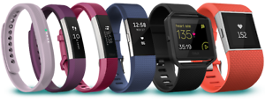 Fitbit-Activity-Fitness-Tracker-Wristband-Band-Watch-HR-Choose-Model-Size-Color