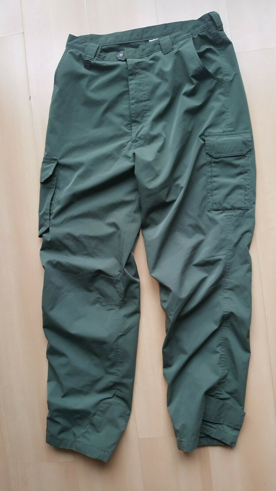 Bergans Dermizax Pants Waterproof Hiking Trekking Trousers Unisex Size  M L