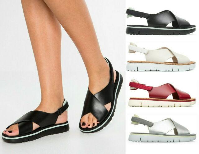 Cheap Authentic Camper ORUGA Sandals black Women's Shoes