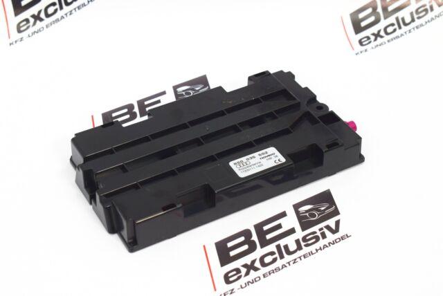 Orig. Audi TTS 8S Cabrio Accoppiamento Antenna Supporto Cellulare GPS 8S0035502