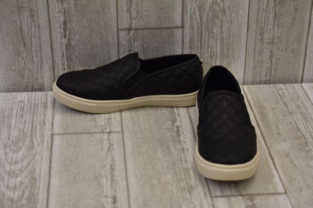 87fc89ca634 Steve Madden Ecentrcq Casual Slip on Shoes - Women s Size 5 M - Black