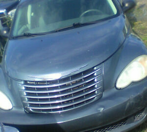 2007 PT CRUISER AWESOME CONDITION RUNS LOOKS FANTASTIC FLAWLESS