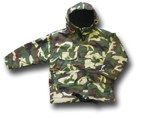 KIDS SAS REPLICA SMOCK HOODED JACKET SAND OR CAMMO 72059