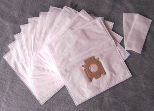 Sacchetto per la Polvere Filtro Sacchetti 10 Sacchetto per aspirapolvere per Miele S 5580 2 FILTRO