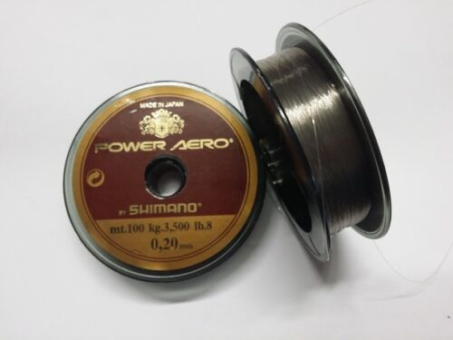 SHIMANO POWER AERO Monofilament 100mt
