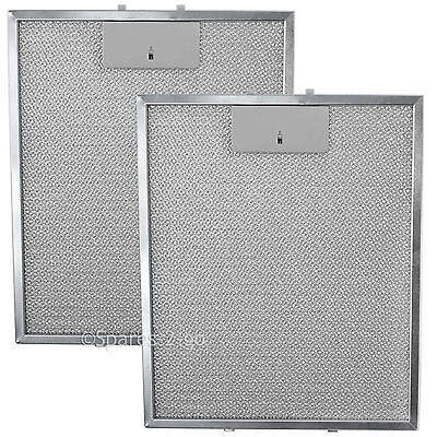 Silver Grease Filter For BAUMATIC Cooker Hood Metal Mesh Vent 300 x 250mm