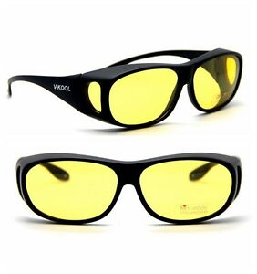 yellow polarized sunglasses 8h4t  polarized yellow lens glasses