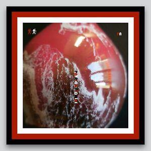Poster tableau pop art déco surréaliste céramique faïence coulure Vallauris P9