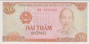 Vietnam-1987-200-Dong-Tipo-b-UNC