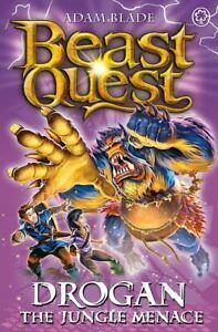 Beast-Quest-Drogan-the-Jungle-Menace-Series-18-Book-3-by-Adam-Blade