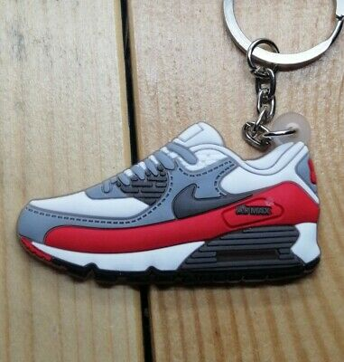 Porte clés Nike Air Max 90 classic BW Keychain Sneakers accessories | eBay