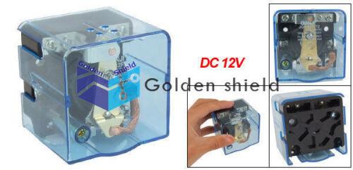 JQX-62F 1Z AC Power Relay SPDT DC 12V Coil 100A 28VDC 250V