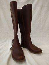 Timberland Women's Savin Hill Tall Boot A1255 Wheat Leather. SZ: 6