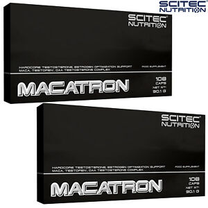 Details about MACATRON Hardcore Testosterone Booster - Lowers Estrogen -  Supports Libido DAA