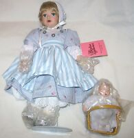 Treasury Collection Paradise Galleries Porcelain Doll Premier Edition 14