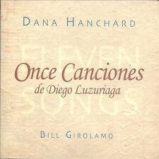 Unknown Artist Once Canciones de Diego Luzuriaga CD