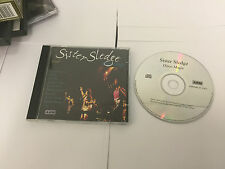 Disco Magic : Sister Sledge (1999) - CD NR MINT