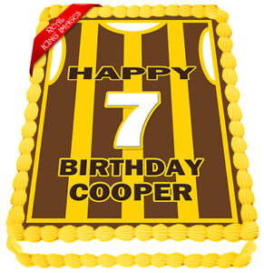 Hawthorn-Football-Edible-Icing-Image-Cake-Topper-Personalised-Party-Decoration