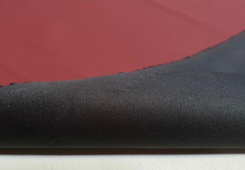 elastisch Kunstleder Extra Soft Leder Imitat Stoff glatt Bekleidung sehr weich