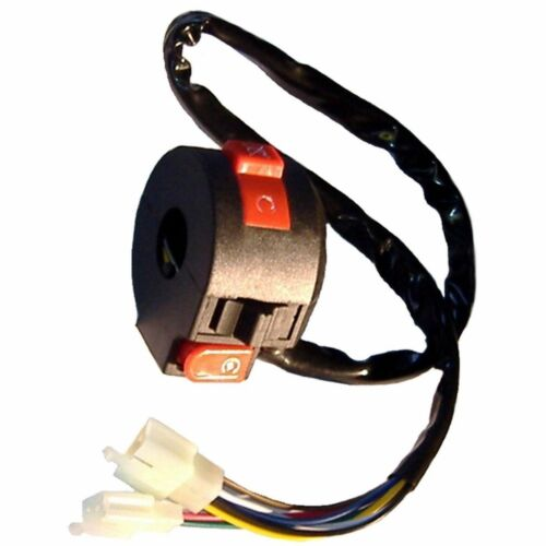 Motorcycle ELectric Remote Wiring Harness Loom Solenoid Coil 125cc ATV Quad Bike