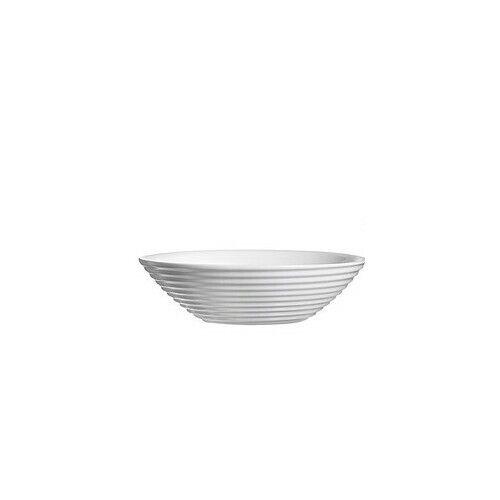 Ø 20cm Opalglas 1 Stück weiß Luminarc L2969 Harena Salatschale