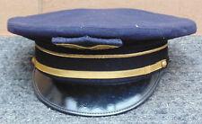 superbe ancien RARE chapeau de l armée de l air  aviation