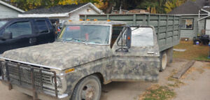 1975 Ford F 350
