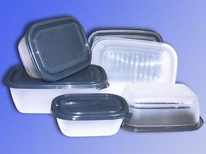 Kühlschrank Warner : Frischhaltedose 0 5 1 0 1 9 liter gefrier vorrats kühlschrank box
