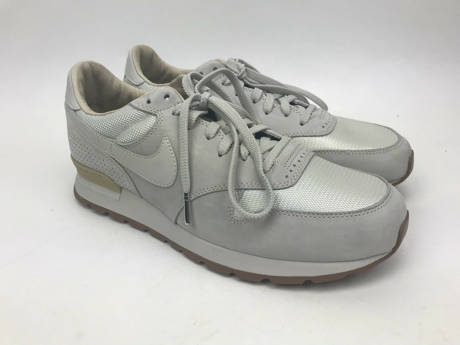 NIKE Air Zoom Epic Luxe Light Bone Running Shoes 876140-001 SIZE 9.5