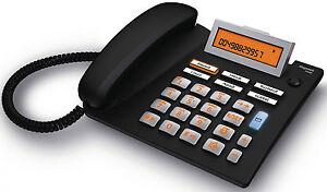 Siemens-Euroset-5040-analog-Buero-Haus-Telefon-m-grossen-Tasten-Seniorentelefon
