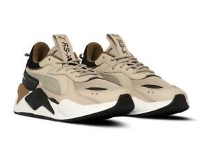 Details about Puma RS-X Core 369666-06 Men's 11 Tan/Khaki/Black/White Brand  New