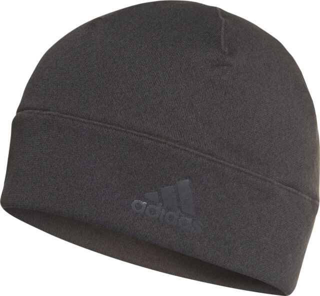 adidas Climaheat Running Beanie Mens Womens Insulated Winter Hat Grey for  sale online  3d1c9cdd41a