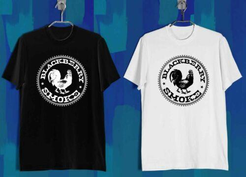 Blackberry Smoke Rooster Black White T 3XL Shirt Size S