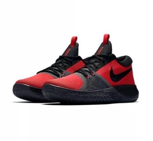 54c5b88b8d3af1 Shoes Black Grey 5 Basketball 11 Zoom Nike Size Men s Assersion Red 600  917505 wITnz8xq
