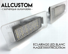 KIA CEE'D CEED 2009-13 LED LEDS SMD LICENSE PLATE LIGHT WHITE XENON STYLE BULBS