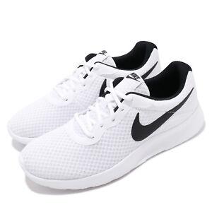 Nike-Tanjun-White-Black-Men-Casual-Lifestyle-Fashion-Shoes-Sneakers-812654-101