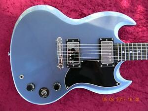 epiphone sg special electric guitar artec hbc115 pickups tuners mo upgrades ebay. Black Bedroom Furniture Sets. Home Design Ideas